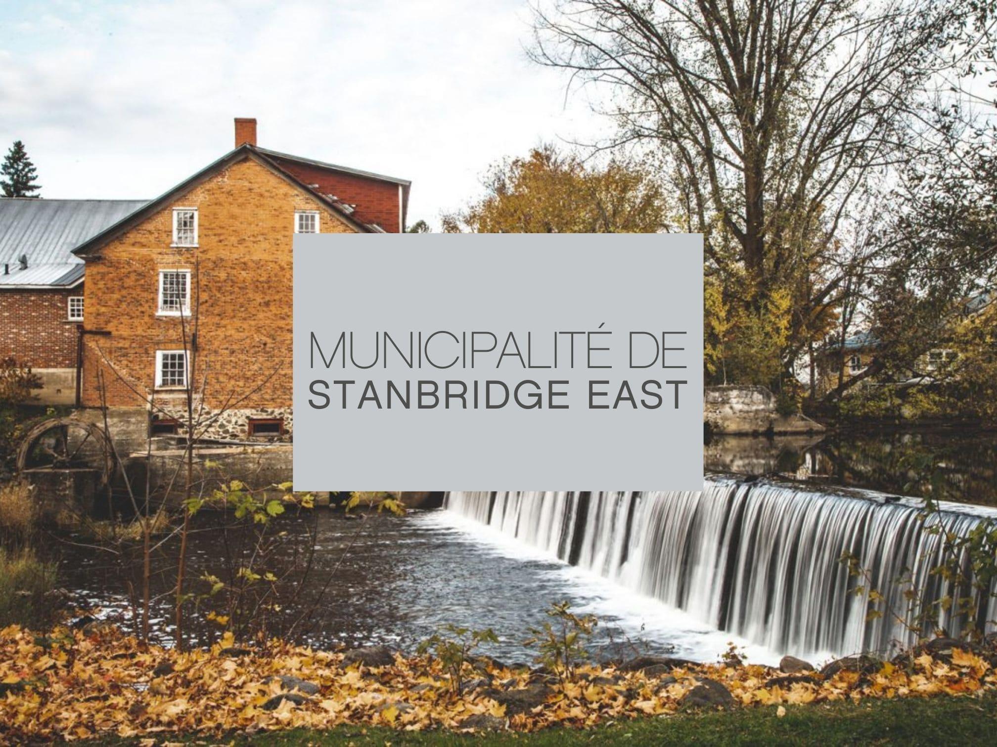 Municipalité de Stanbridge East