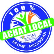 Logo Achat Local Brome-Missisquoi