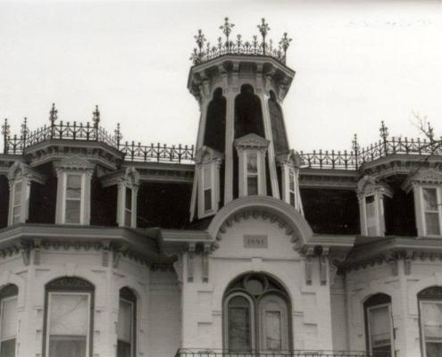 Maison Nesbitt - Archives ville de Cowansville