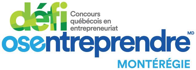 Logo Défi OSEntreprendre Montérégie